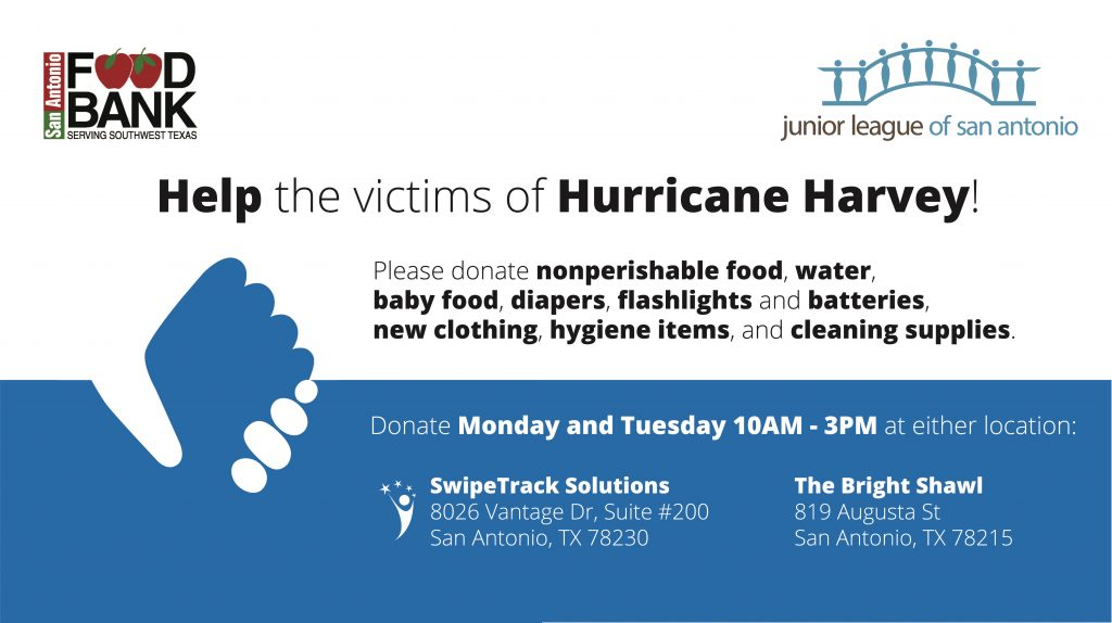 Donate Monday and Tuesday at these locations!