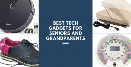 tech gadgets for seniors, presents for seniors, presents for grandparents, golden bingo family